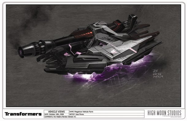 New Transformers War For Cybertron Profile: Megatron!