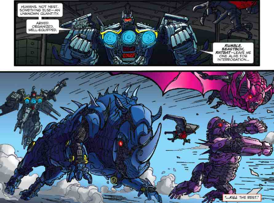 Comics/BD Transformers en anglais: Marvel Comics, Dreamwave Productions et IDW Publishing - Page 4 1268772937_Nefarious1_1