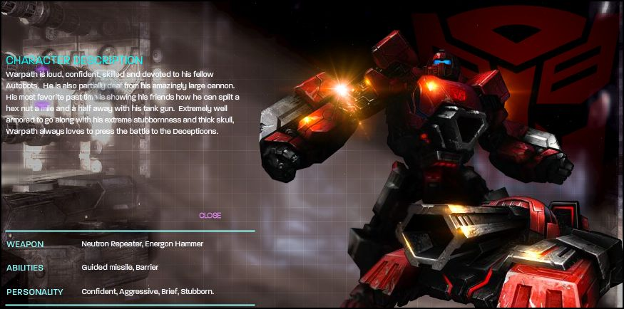 War For Cybertron - Wa...