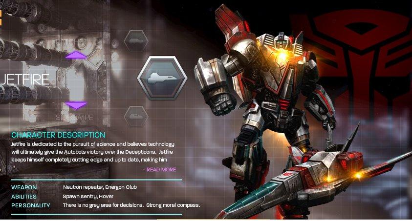 Transformers news transformers war for cybertron sideswipe jetfire