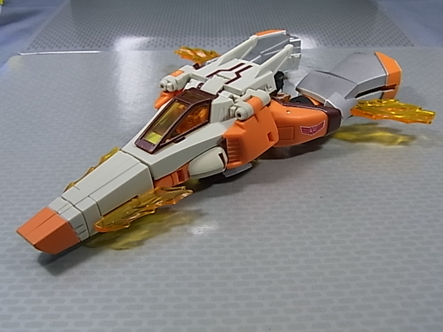 Transformers Animated Jetfire And Jetstorm Comic
