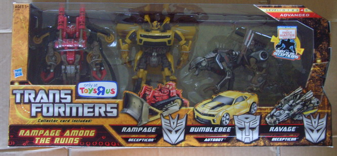 Rampage Among The Ruins Set To Be Possible Tru Exclusive