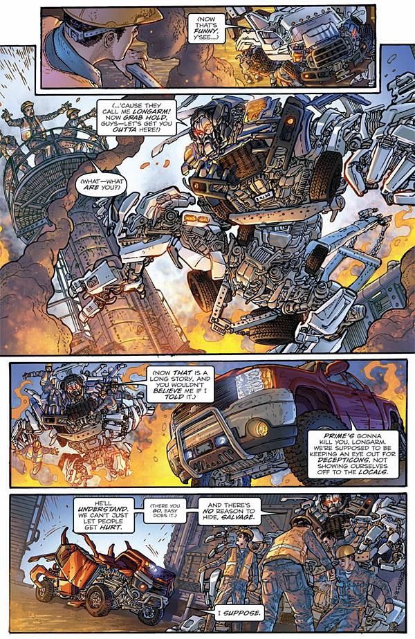 Transformers: Rising S...