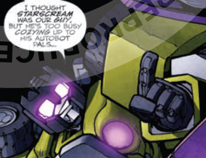 Seibertron.com Reviews IDW Transformers: Robots In Disguise issue #8