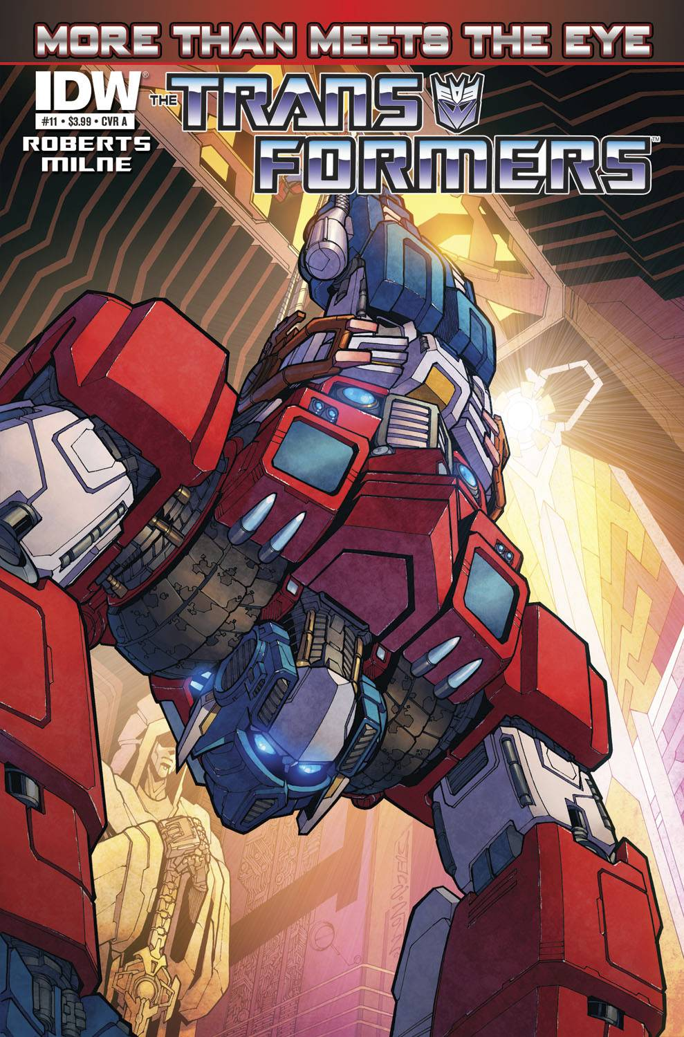 IDW November 2012 Transformers Solicitations