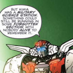 Seibertron.com Reviews IDW Transformers: Robots In Disguise issue #9
