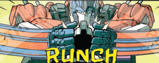 Seibertron.com Reviews IDW Transformers: More Than Meets The Eye #9 - Shadowplay!
