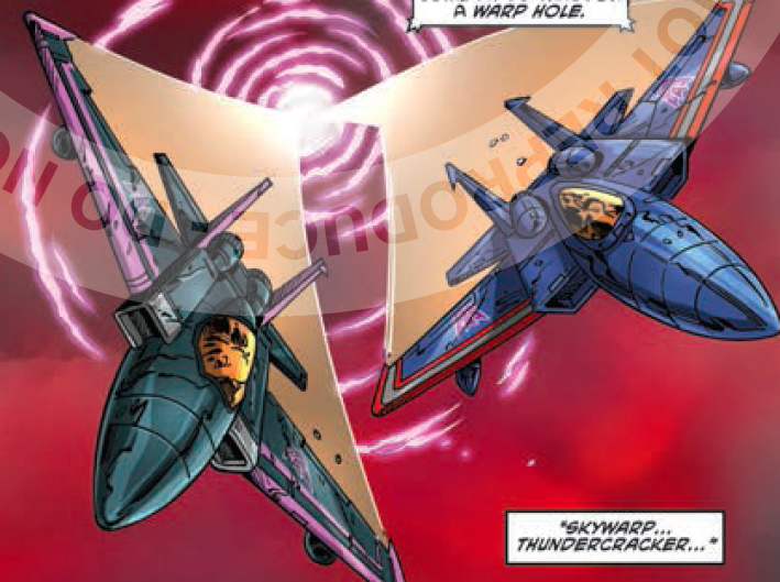 REGENERATION 84 Reviewed - 'What About Starscream?'