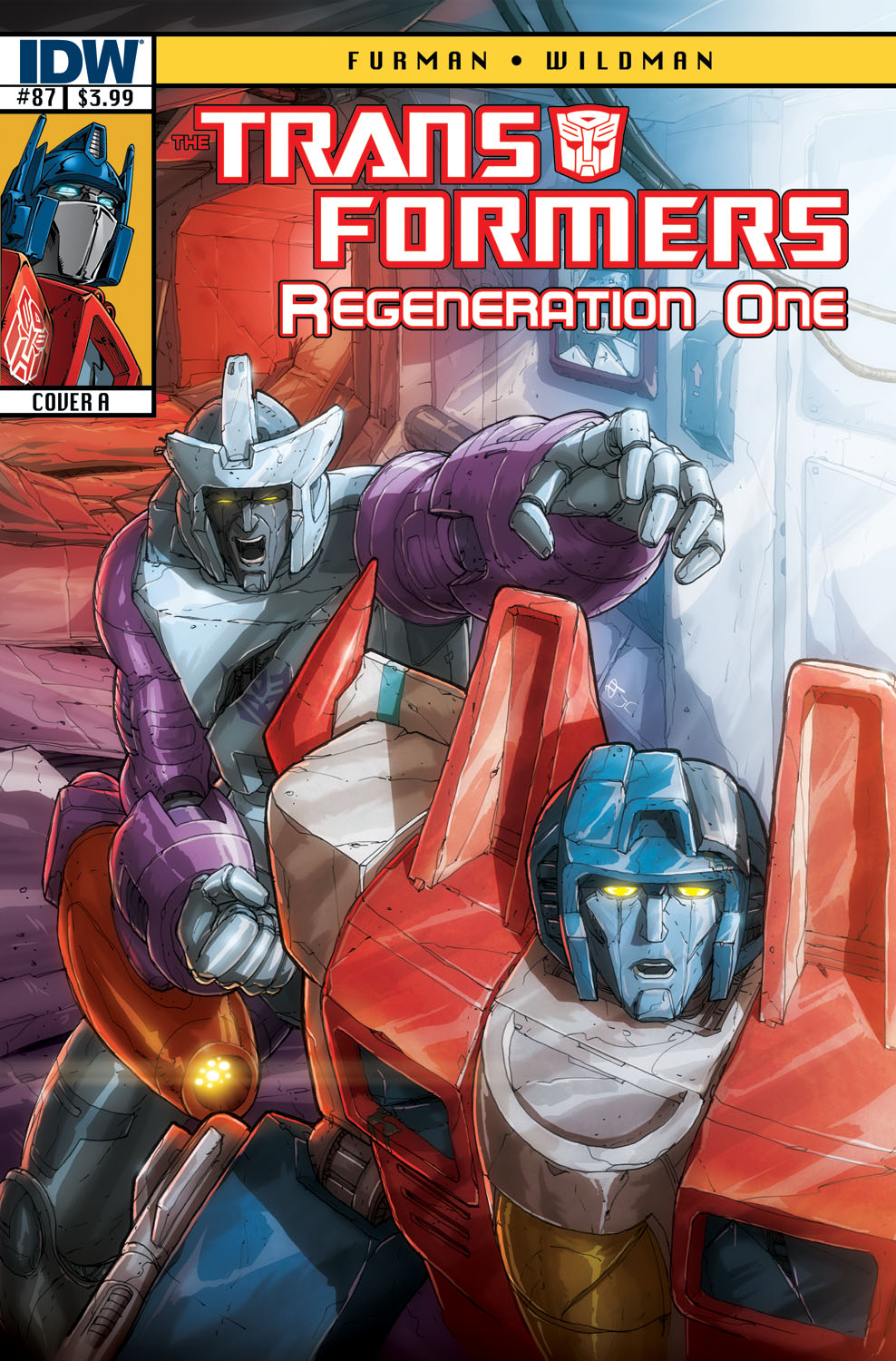 IDW January 2013 Solicitations