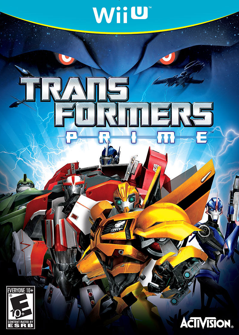 KIDS' HIT CARTOON SERIES COMES TO LIFE WITH ACTIVISION PUBLISHING'S TRANSFORMERS PRIME VIDEO GAME -