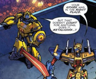 Seibertron.com Reviews IDW Transformers: Robots in Disguise #13