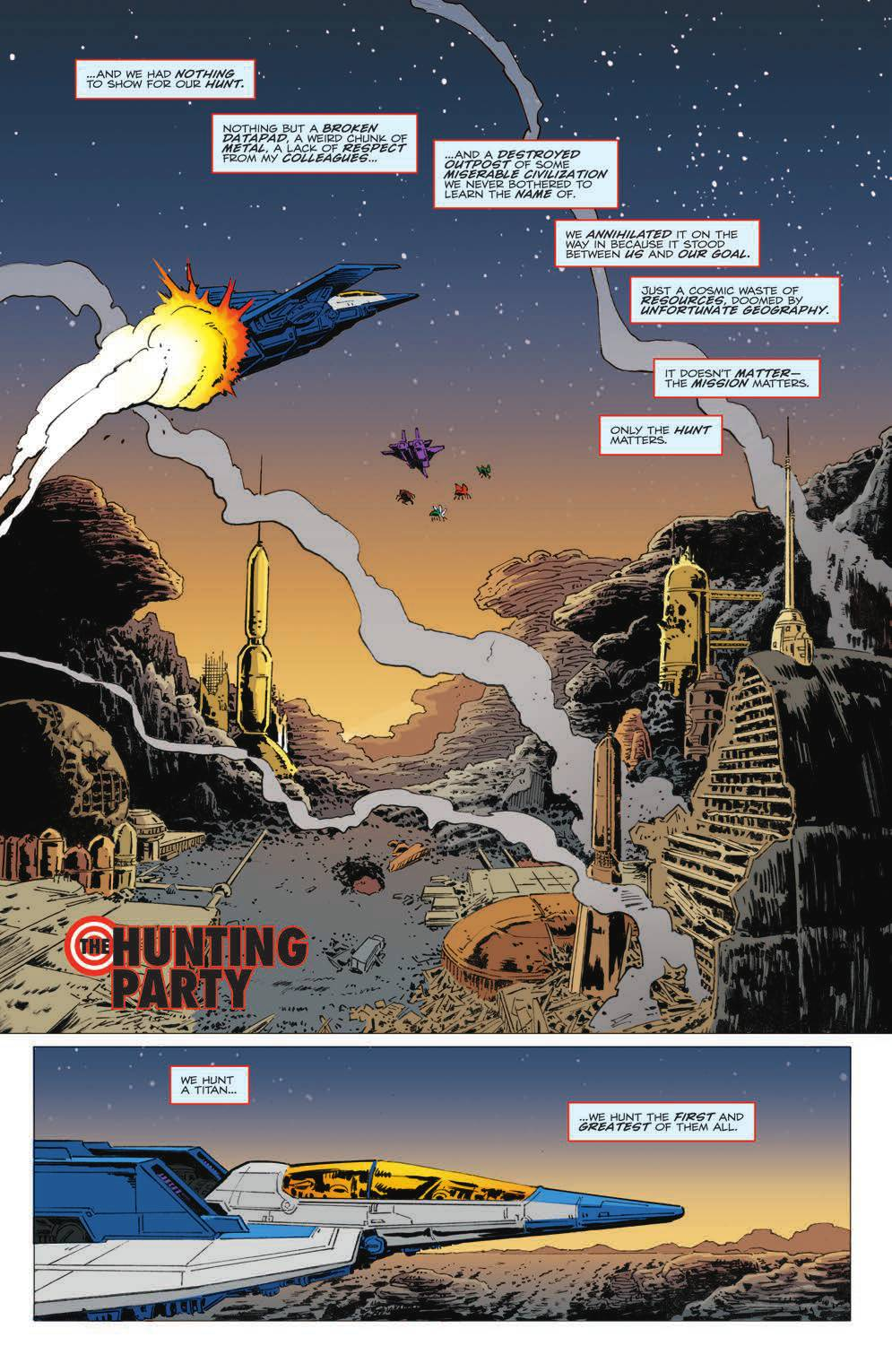 Transformers Spotlight: Thundercracker Preview