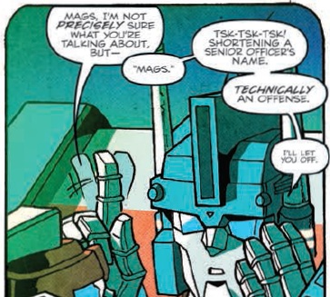 Seibertron.com Reviews IDW Transformers: More Than Meets The Eye Ongoing #13 Preview
