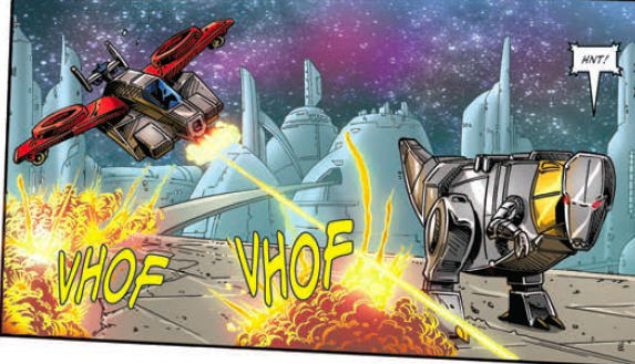 Back on Board - Review of TRANSFORMERS REGENERATION #88