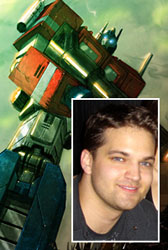 BotCon 2013 Artist Alley Announcement: Livio Ramondelli and Casey Coller