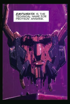 Prelude to Dark Energon- Review of Transformers Robots in Disguise #17-Shockwave
