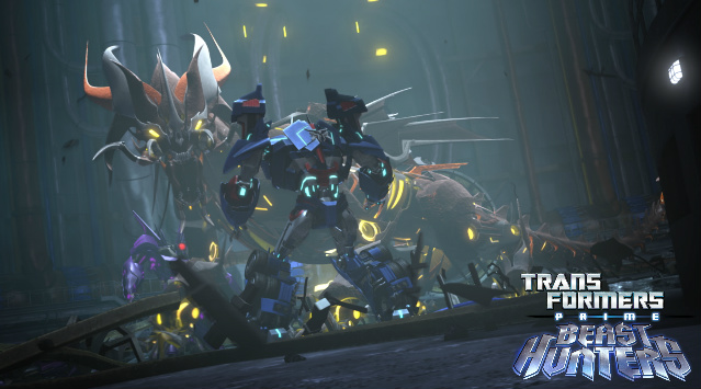 TF Prime: Beast Hunters 'Persuasion' - New Clip and Images
