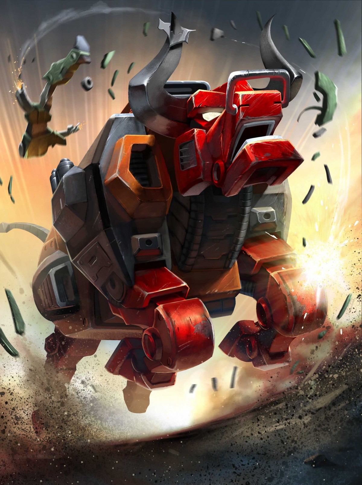 Transformers: Legends Mobile Device Game New Episode - Road to Ruin