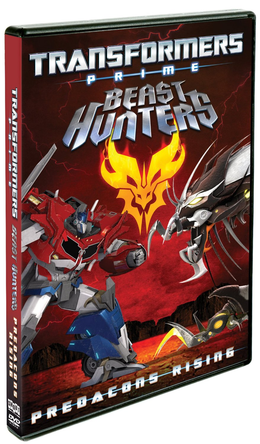 Re: Transformers Prime: Predacons Rising DVD and Blu-ray Set to Release in October