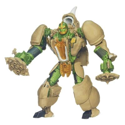 Transformers News: Generations Voyagers Rhinox And Doubledealer Now Shipping From HTS