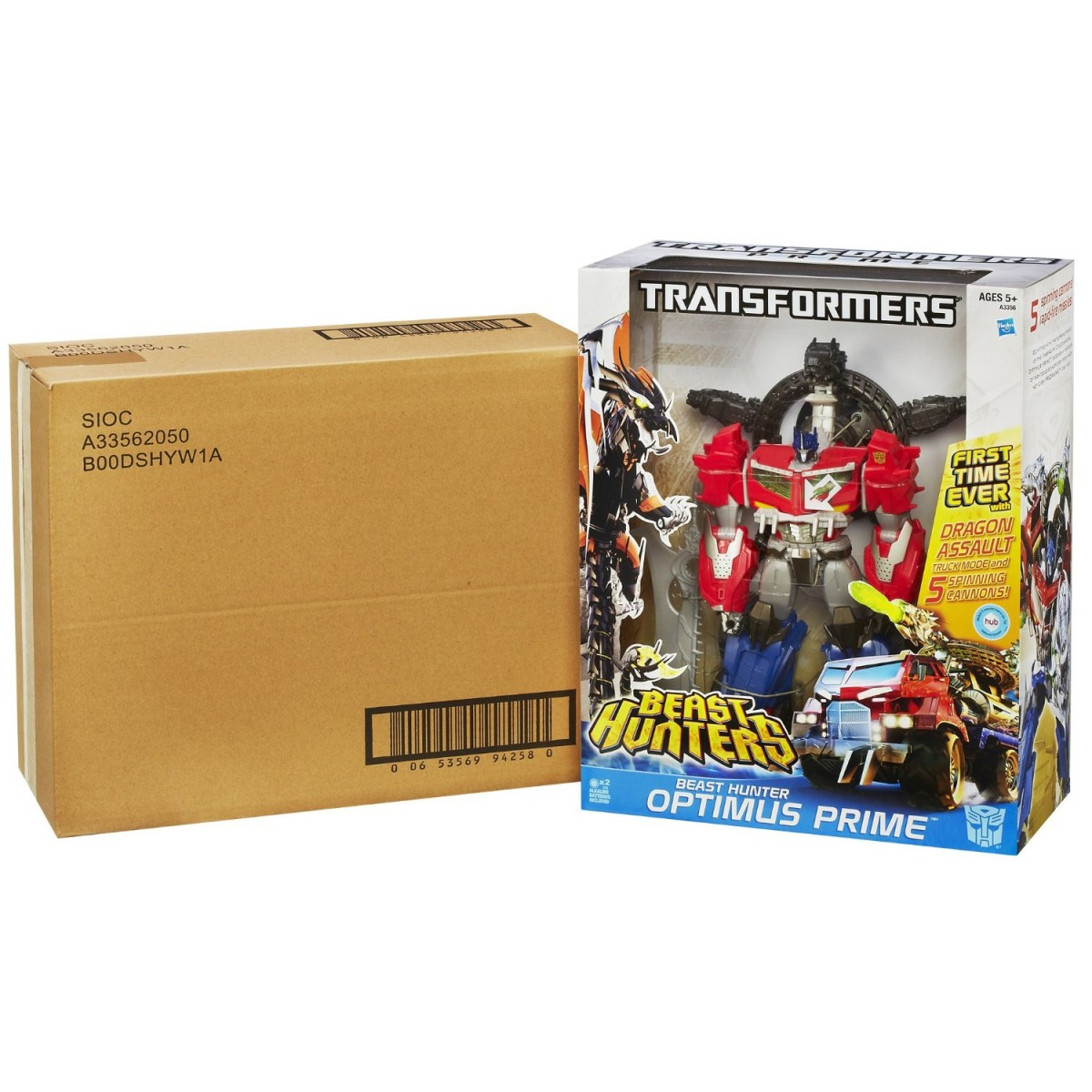 Transformers News: Beast Hunter Optimus Prime (Supreme/Ultimate Class) Available @ Amazon For $18.00!