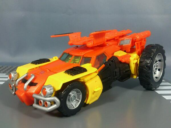 Transformers News: Alfes2010's TakaraTomy Generations Sandstorm Gallery