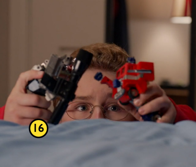 Transformers News: ABC's The Goldbergs Features Vintage Transformers On This Week's Episode