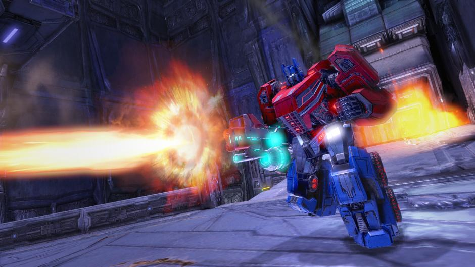 Transformers News: Activision and Hasbro Officially Reveal Transformers: Rise of the Dark Spark