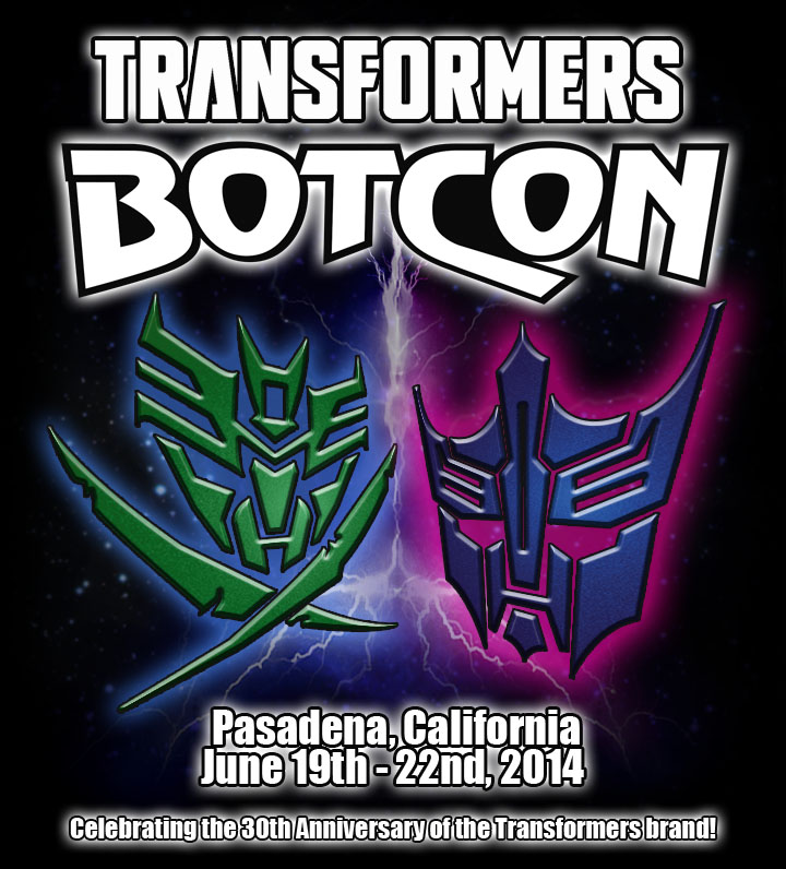 Transformers News: BotCon 2014 First Guests Announced: Susan Blu, Hal Rayle, Michael McConnohie
