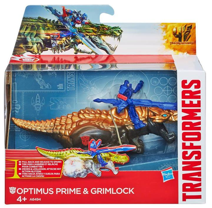 Transformers News: Official AoE Dino Sparkers In Package Images
