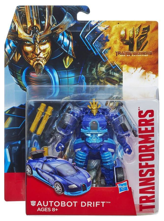 Transformers News: Official Age of Extinction In Package Images From Deluxe And Leader Classes