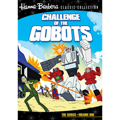 Transformers News: Challenge of the Gobots: The Series DVD Available For Preorder