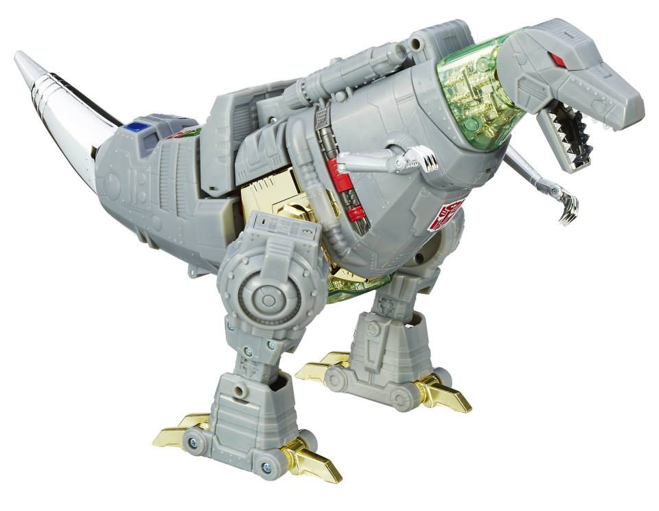 Transformers News: Grimlock Masterpiece Toys R Us Rerelease Official Images