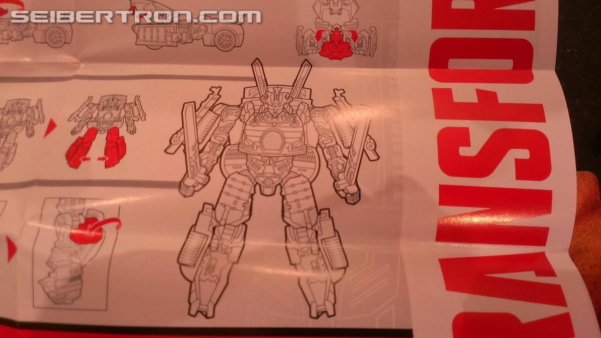 Transformers News: AoE Deluxes And Power Attackers Wave 2 Sighted At Retail