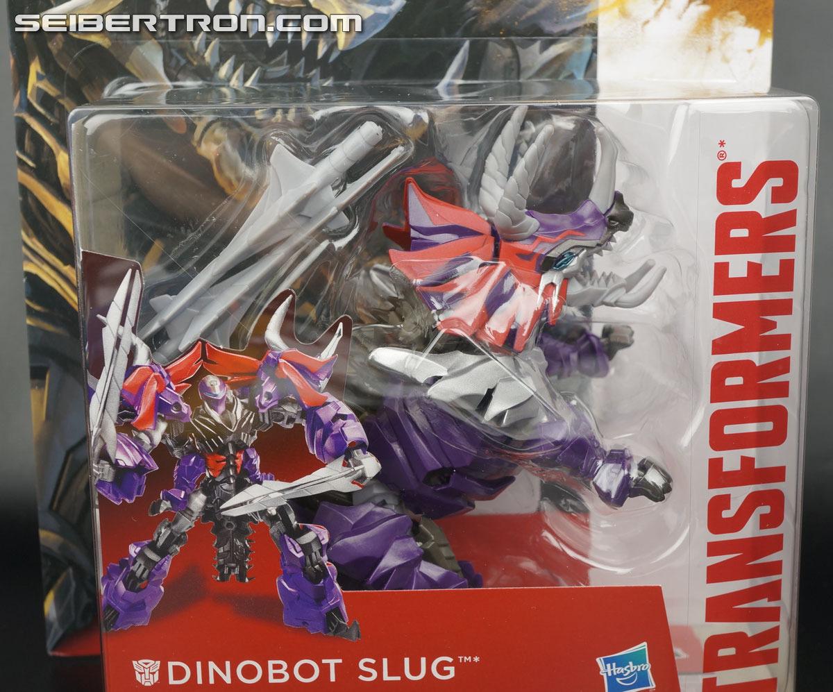 Transformers News: AoE Dinobot Slug Mold Running Change