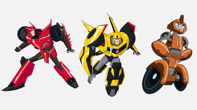 "Transformers News: Spring 2015 Transformers cartoon to be titled ""Transformers: Robots in Disguise"""