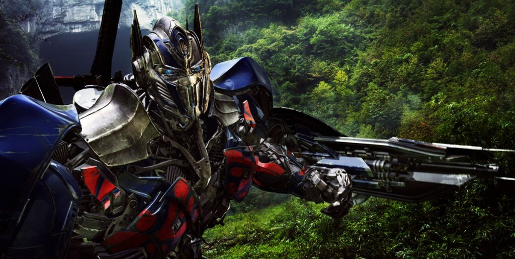 Transformers News: Age Of Extinction Was ILM's Biggest Data Project To Date
