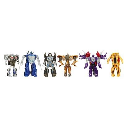 Transformers News: New Age Of Extinction Pre-Orders At Target.Com (1-Step Magic 6 Pack And Platinum FE Optimus)