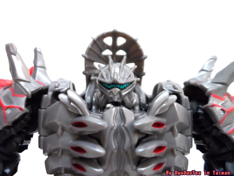 Transformers News: Age Of Extinction Voyager Class Slog In Hand Images