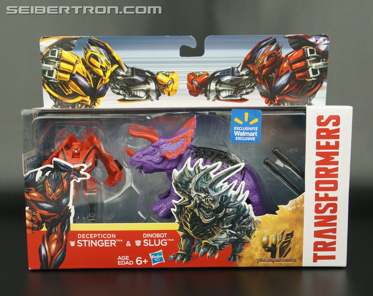 Transformers News: Wal*Mart Exclusives Age of Extinction Mini Gallery And Search Info