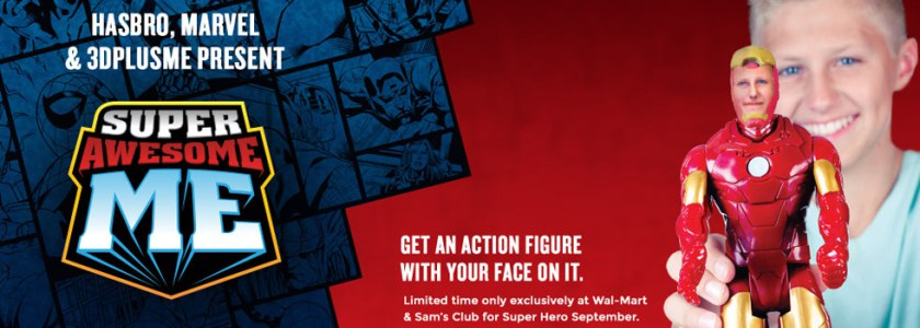 Transformers News: Hasbro, Marvel And SuperAwesomeMe Making Your Kids Into Superheroes This Holiday Season