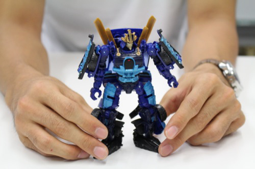 Transformers News: Interview With Takara Tomy designer Onishi Yuuya