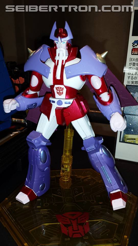 Transformers News: Upcoming Takara Tomy & Ex Gokin Fewture Models Product Images From Super Festival 66 In Japan