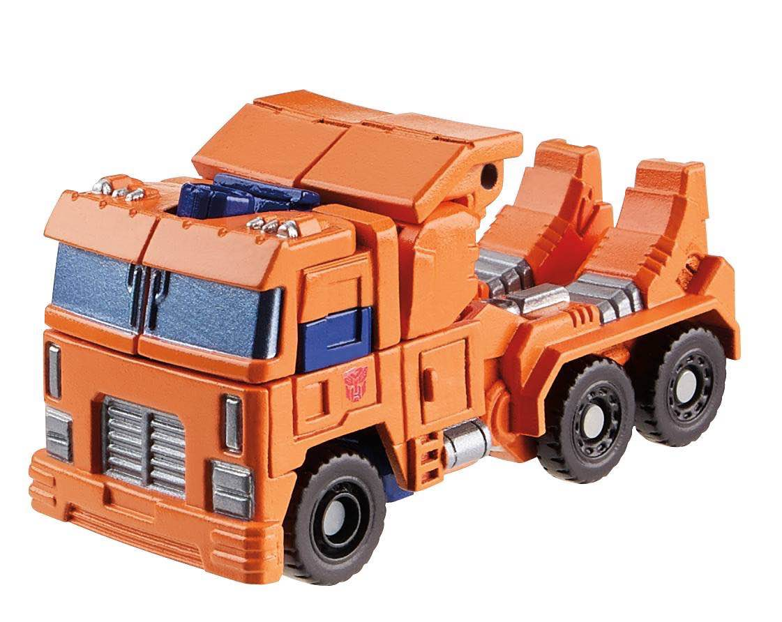 Transformers News: Official Hasbro Thundercracker And Huffer Images