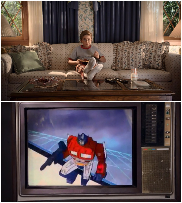Transformers News: Adam Speaks For All Of Us On The Death Of Optimus Prime On This Week's Episode Of The Goldbergs