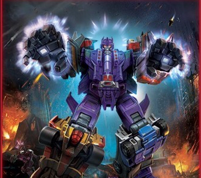 Transformers News: Transformers: Battle Tactics Mobile Game Unveils Galvatronus First Look