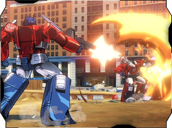 Transformers News: Transformers: Devastation Website Launched