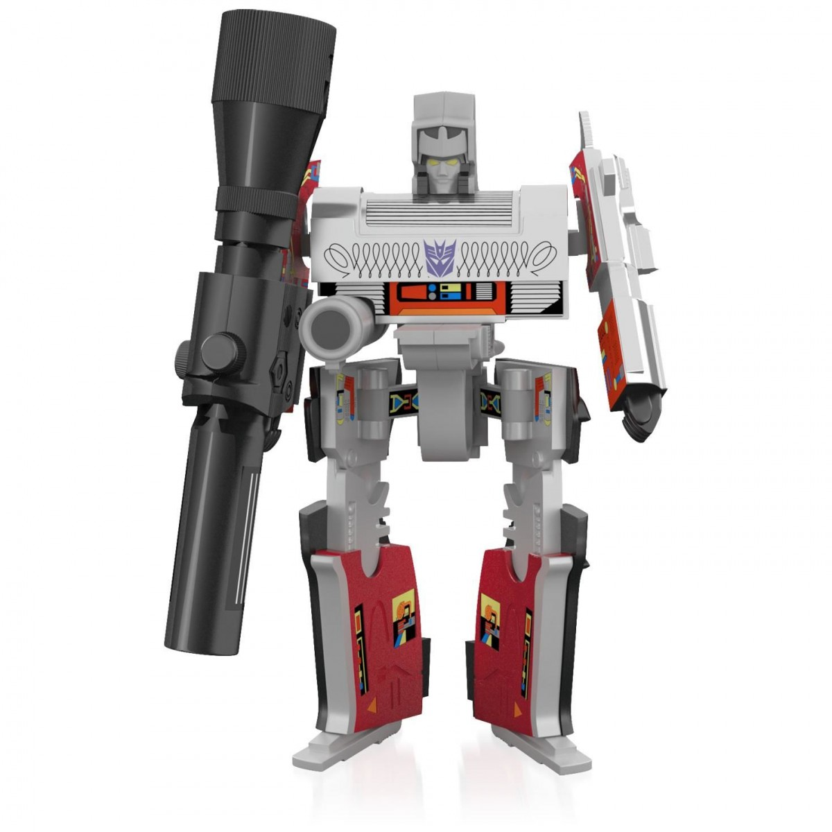 Hallmark Keepsake G1 Megatron and Grimlock Ornaments ...