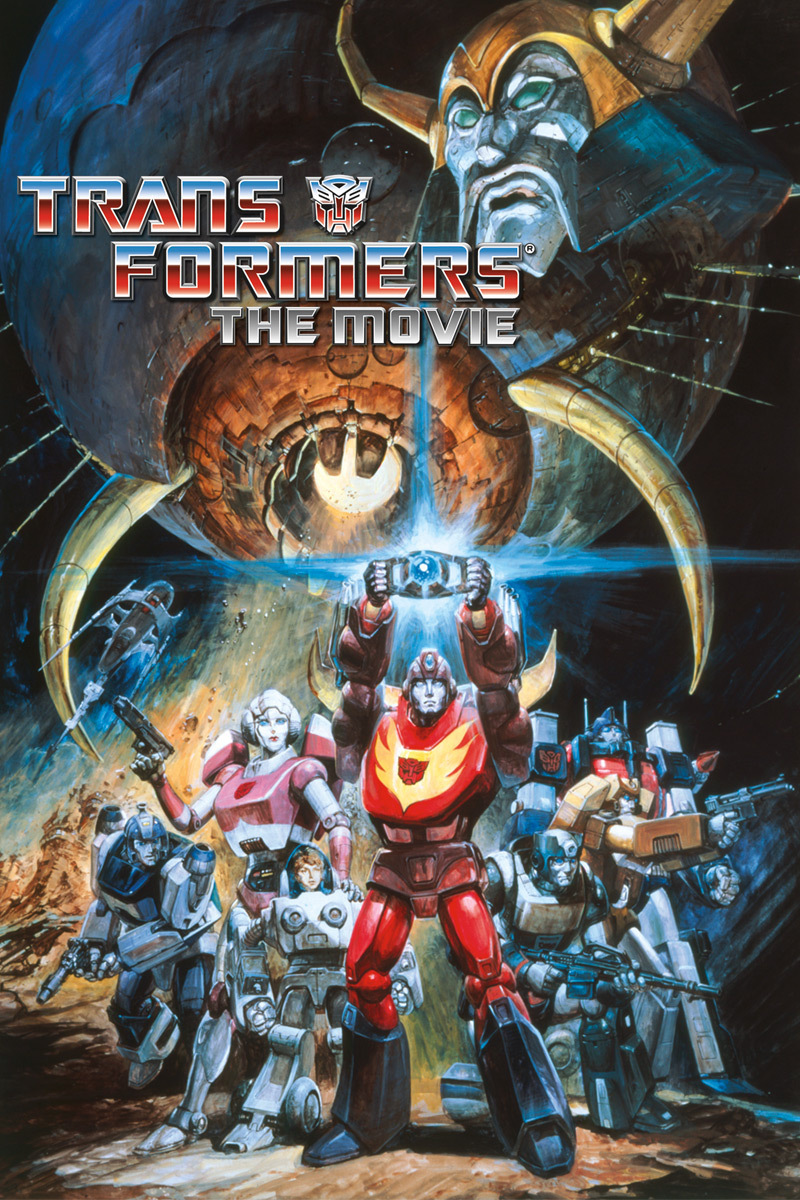 Transformers News: Transformers: The Movie animated film to be released on Blu-Ray and DVD from Shout! Factory