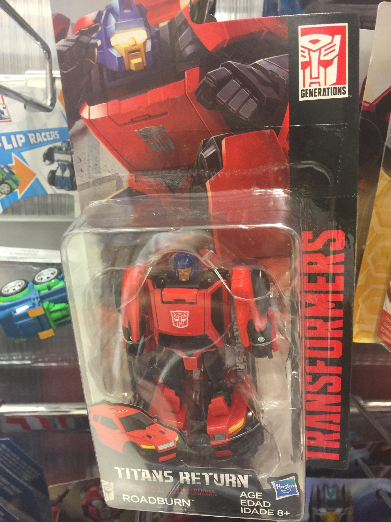 Transformers News: Steal of a Deal: 5$ Titan Masters at Kmart in Canberra, Australia Plus Roadburn Sighting!